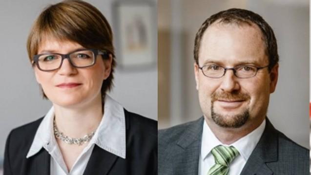 Dr. Anne Bongers-Gehlert und Dr. Morton Douglasaus der Freiburger Kanzlei Friedrich Graf von Westphalen haben die AKNR in dem Verfahren vertreten. (c / Foto: Kanzlei Friedrich Graf von Westphalen)
