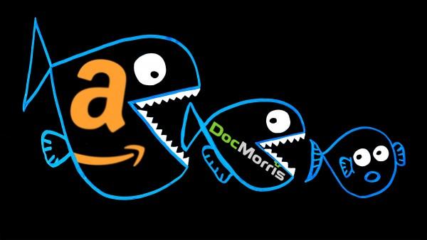 """Amazon könnte DocMorris oder Shop Apotheke kaufen"""