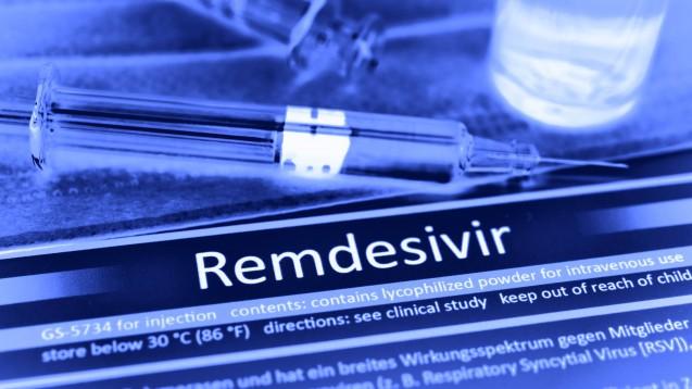 Die FDA hat am Donnerstag eine Notfallgenehmigung (EUA) für Baricitinib für die Behandlung von COVID-19 in Kombination mit Remdesivir erteilt.Gleichzeitig warnt die WHO vor dem Einsatz von Remdesivir. (Foto: imago images / Christian Ohde)