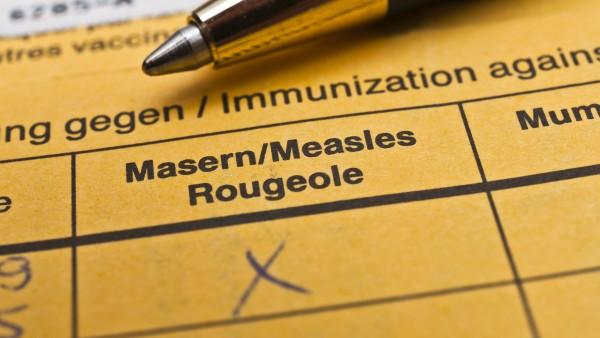Einzelimpfstoff gegen Masern auch als Import nicht mehr verfügbar