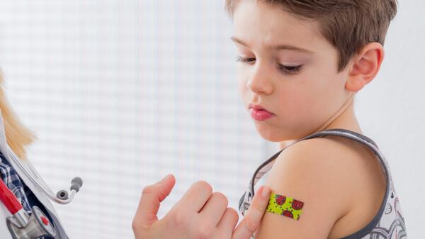 Pfizer/Biontech-Impfstoff bald für Kinder