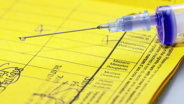 Beschlossene Sache: Impfpflicht gegen Masern kommt