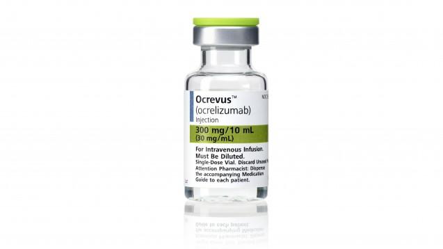 Ocrelizumab ist nun auch in der EU zugelassen.(Foto:Uncredited / picture alliance)