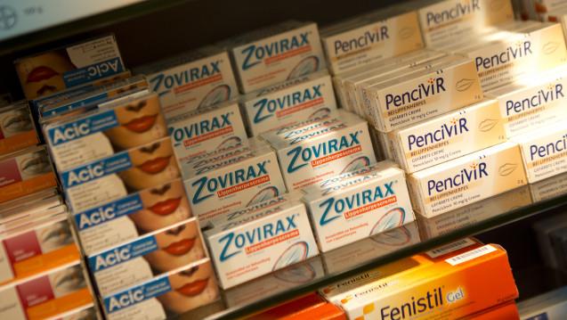 Gibt es bald einen neue Herpescreme in der Sichtwahl der Apotheken? (foto: Schelbert)