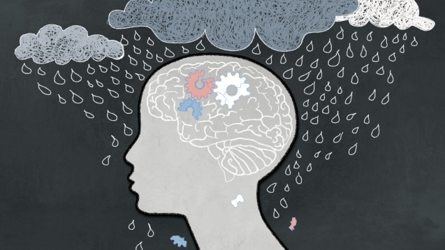 Etwa 20 Prozent der Patienten mit schweren Depressionen sind therapieresistent.Bald könnte sich für diese Patienten eine neue Behandlungsoption auftun: Der CHMP der EMA empfiehlt die Zulassung des Esketamin-Nasensprays Spravato in Kombination mit SSRI oder SNRI. ( r / Foto: T. L. Furrer / stock.adobe.com)