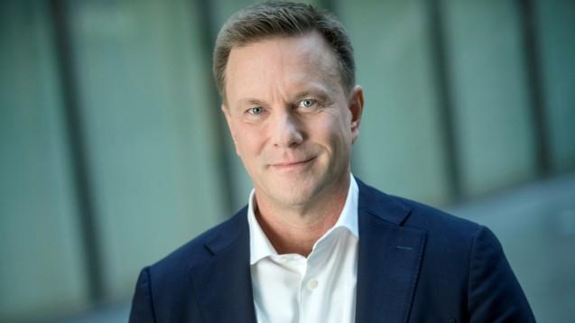 Gematikchef Markus Leyck Dieken über den Start der elektronischen Patientenakte im Interview. (Foto: Marc-Steffen Unger)
