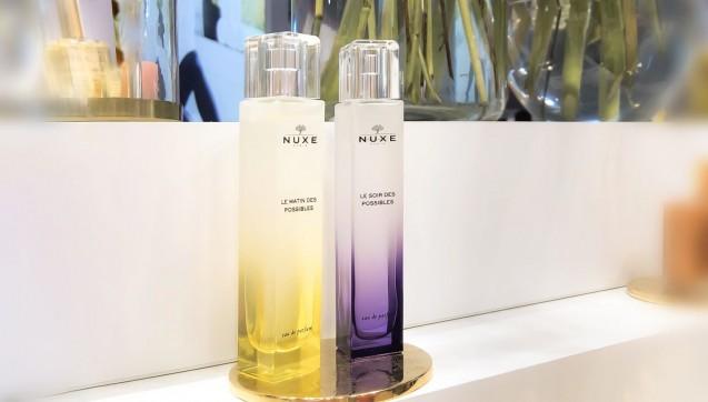 Auch olfaktorisch hatte die Expopharm einiges zu bieten. Nuxe präsentierte seine neuen Düfte - kreiert von renommierten Parfumeuren, die bereits bei Chloé und Jean-Paul-Gaultier mitgemischt haben.(Foto: DAZ.online)