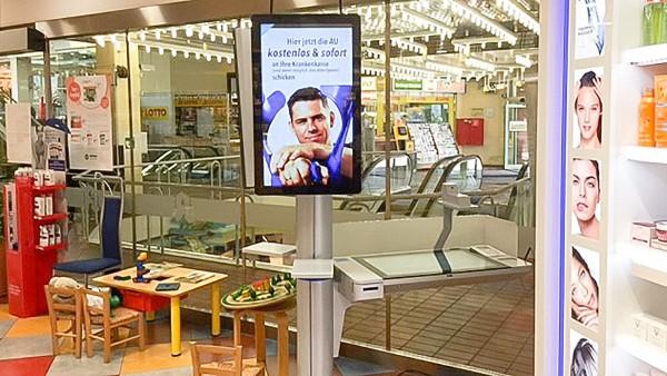 """Das Projekt """"Gesundheitsterminals"""" in Apotheken stockt"""