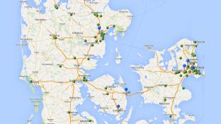 Filialexplosion in Dänemark