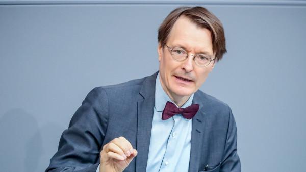 Lauterbach sieht weiterhin Einsparpotenzial bei Arzneimitteln
