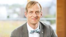 Der Chef-Berater: Nach einem Studium der Pharmazie liebäugelteRalf Sibbings (46) zunächst mit einem Job in der Apotheke. (Bild: Diapharm)