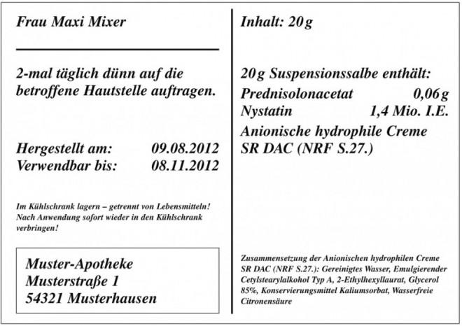 Großzügig Apotheke Journal Club Vorlage Zeitgenössisch ...