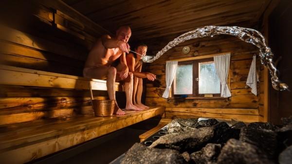 Häufige Saunabesuche schützen Männer vor Demenz