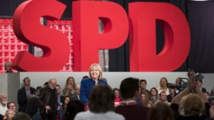 NRW-SPD soll Sozialdemokraten im Bund umstimmen