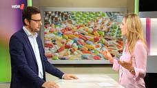 Harald Dormann, Chefarzt der zentralen Notaufnahme im Klinikum Fürth, geht davon aus, dass jeder achte bis zehnte Notfallpatient möglicherweise eine Arzneimittelnebenwirkung hat. (Screenshot: Planet Wissen / WDR)