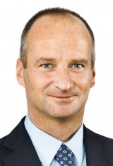 Porträt von Friedemann Schmidt, Präsident der ABDA
