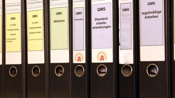 Arzneimittel-Zustellung im QMS verankern