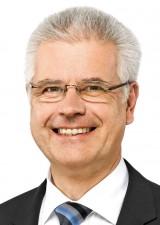 Porträt von Thomas Benkert, Vizepräsident der Bunesapothekerkammer
