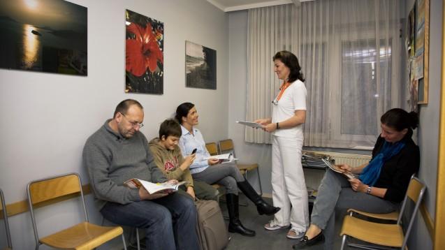 Die Koalition lockert die Bedarfsplanung für Arztpraxen. (Foto: Bilderbox)
