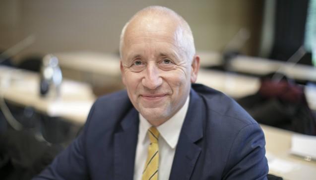 Dr. Wieland Schinnenburg (Hamburg, FDP), Zahnarzt (Foto: Imago)