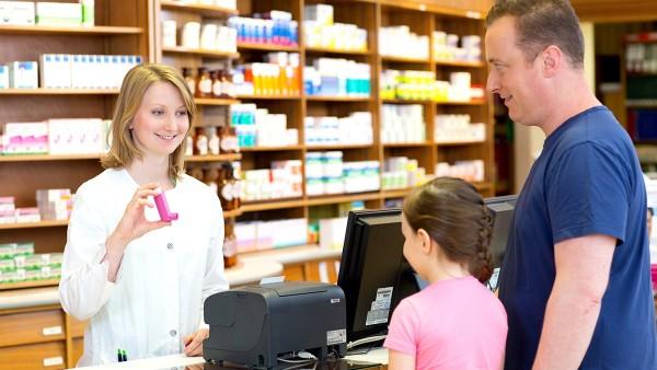 Welche Rolle spielen Apotheker bei der Asthma-Therapie?