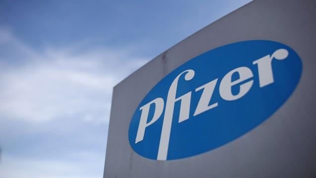 Pfizer konnte seinen Umsatz im Vergleich zum Vorjahr steigern. (Foto:picture alliance / empics)