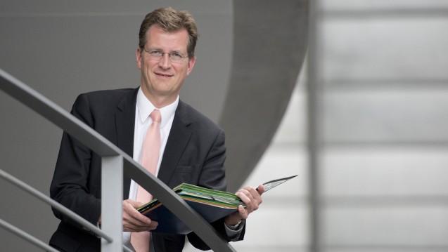 Der ehemalige Staatssekretär im Verteidigungsministerium, Ralf Brauksiepe (CDU), wird neuer Patientenbeuaftragter der Bundesregierung im BMG. (Foto: Imago)
