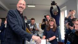Der Bremer Spitzenkandidat Carsten Meyer-Heyer kann sich bei der Bürgerschaftswahl über Zugewinne freuen und könnte sogar neuer Bürgermeister der Hansestadt werden. (Foto: imago images / Lenthe)