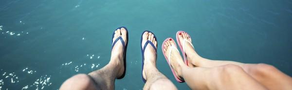 Zeigt her eure Füße!
