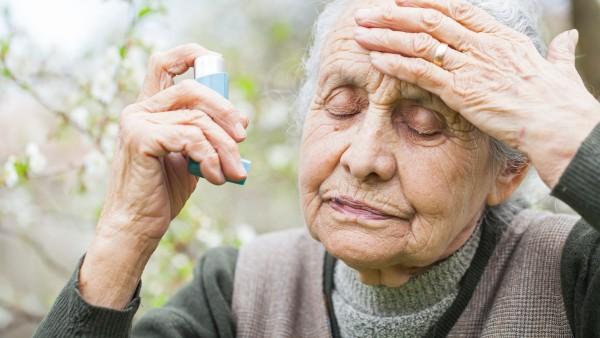 Neurodermitis-Antikörper: Bald auch bei schwerem Asthma?