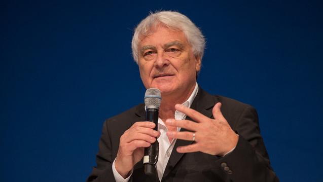 Für den Gesundheitsforscher Gerd Glaeske ist die Spende unproblematisch. (Foto: Schelbert)