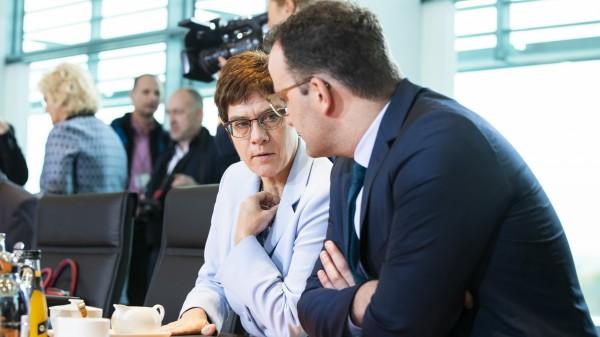 CDU-Spitze wird am 25. April neu gewählt