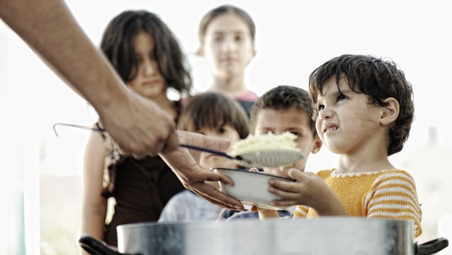 Nahrung allein reicht scheinbar nicht aus, um die Folgen einer Mangelernährung zu bekämpfen. (Foto: Jasmin Merdan / Fotolia)