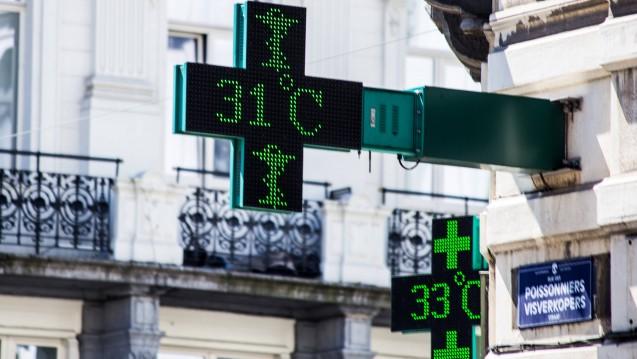 Die belgische Wettbewerbsbehörde hat gegen die Apothekerkammer des Landes eine Geldbuße verhängt, weil diese die Entwicklung eines Apotheken-Konzerns behindert haben soll. ( r / Foto: imago images / reporters)