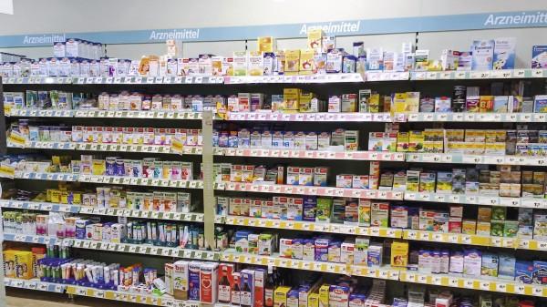 Sehen aus wie Arzneimittel, sind aber keine