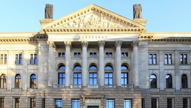 Das Bundesratsplenum hat sich heute mit dem AM-VSG befasst. Auch mit Apotheken-Forderungen. (Foto: Bundesrat)