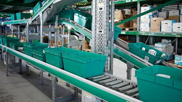 Die Phoenix Pharma SE, die unter anderem im Großhandel aktiv ist, freut sich über steigende Umsätze. (Foto: Phoenix)