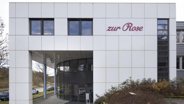 """Zur Rose erwartet """"Strukturbereinigung"""" in Deutschland"""