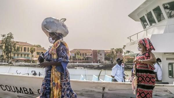 Mehr als eine halbe Million Corona-Fälle in Afrika