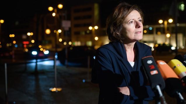 Malu Dreyer ist für die SPD Verhandlungsführerin im Bereich Gesundheit und Pflege. (Foto: Picture Alliance)