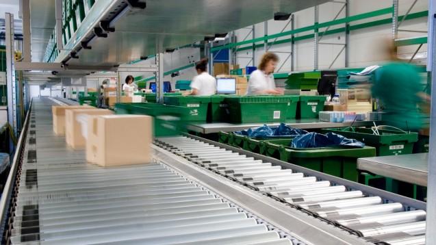 Neues Logistikzentrum: Der Mannheimer Großhändler Phoenix will am Standort Gotha in Thüringen 20 Millionen Euro investieren. (Foto: Phoenix)
