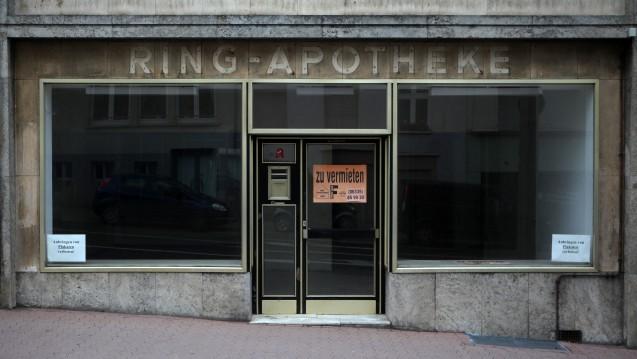 Wann schließt die Behörde eine Apotheke zwangsweise? (Foto: dpa)