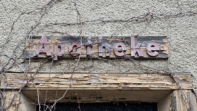 Seit Jahren sinkt die Zahl der Apotheken in Deutschland kontinuierlich. (Foto: IMAGO / Steinach)