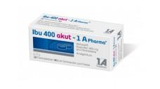 Eine Null zu viel: Auf einigen 50er-Packungen von Ibu 400 akut 1A findet sich eine neunstellige PZN. (Foto: 1A Pharma)