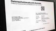 Dieses Fax landet derzeit unter anderem in Apotheken (Foto: DAZ.online)