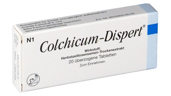 """Druckfehler: Colchizin nicht """"verschreibungspflichtig"""""""