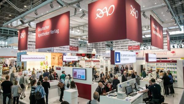 Deutscher Apotheker Verlag auf der expopharm