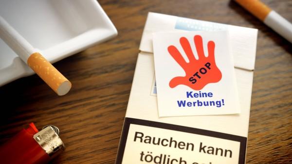 Tabak-Werbeverbot: Union zögert, FDP will gar nicht