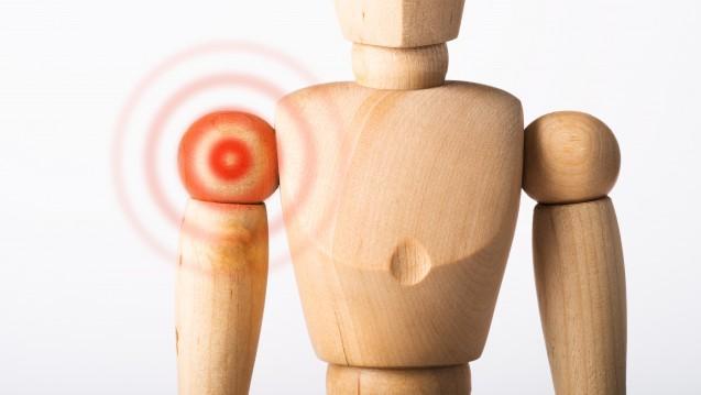 Bei bestimmten Schmerzen kann Wärme wohltuend sein. ( r / Foto: C. Schüßler / stock.adobe.com)