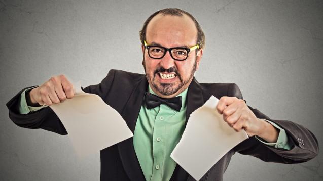 Bürokratie: Die Regierung will den Mittelstand entlasten. (Foto: pathdoc/Fotolia)